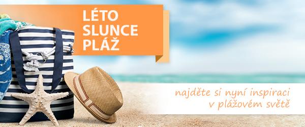 Ušijte si oblíbené doplňky na letní dovolenou - vhodné látky najdete tady.