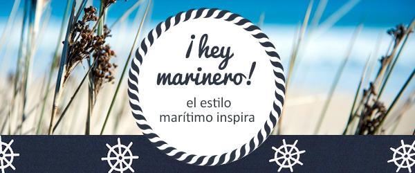 Telas con diseño marítimo y accesorios de costura, déjate inspirar por el mundo marinero