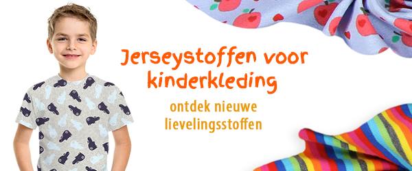 jerseystoffen voor kinderen bij stoffen.net