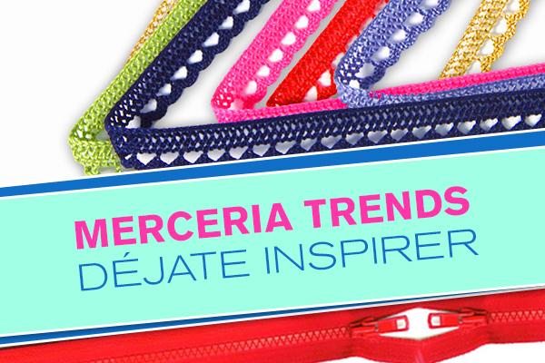 Tendencias de accesorios de costura para 2015