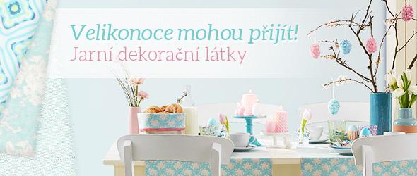 Velikonoční dekorace na latka.cz, nechte se inspirovat naším výběrem
