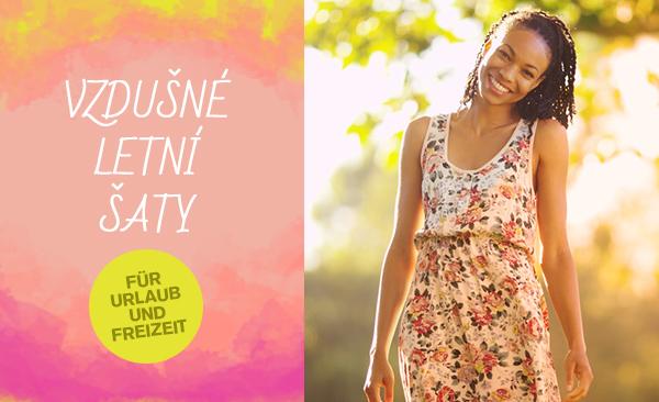 Letní šaty - módní kousek léta 2015
