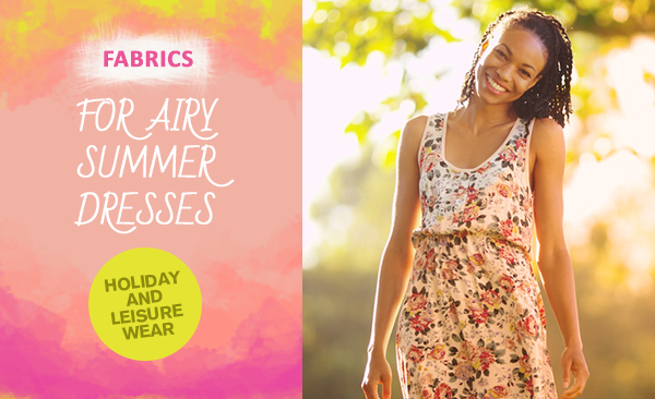 The summer dress – the on-trend piece for summer 2015