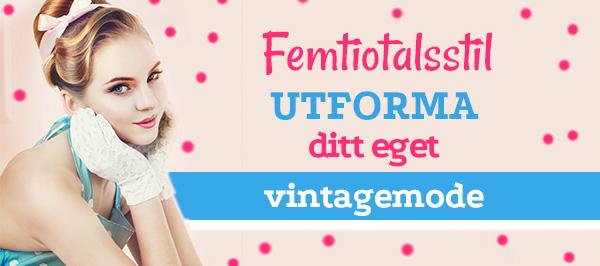 Modedekader: Tyger och sybehör i femtiotalsstil på tyg.se