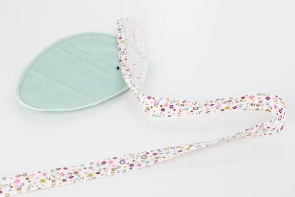 Kostenlose Nähanleitung: Untersetzer in Ei-Form für Ostern