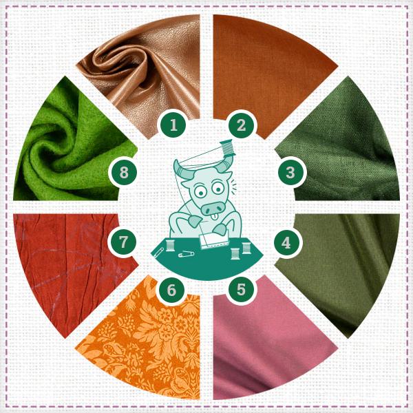 L'horoscope couture de tissus.net : Taureau