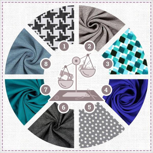 L'horoscope couture de tissus.net : Balance