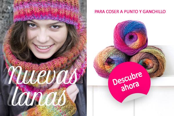 Para tu próximo proyecto de punto: Nuevas calidades de lana de la marca de lana
