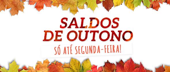 Só até 10.11. Aproveite esta pechincha! Saldos de outono na tecidos.com.pt
