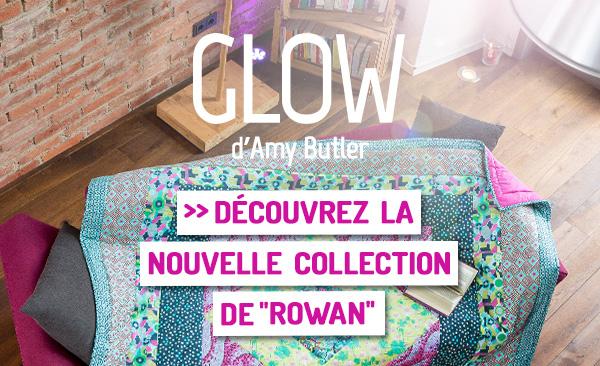 Pour les amoureuses de designs modernes - la nouvelle collection de Rowan