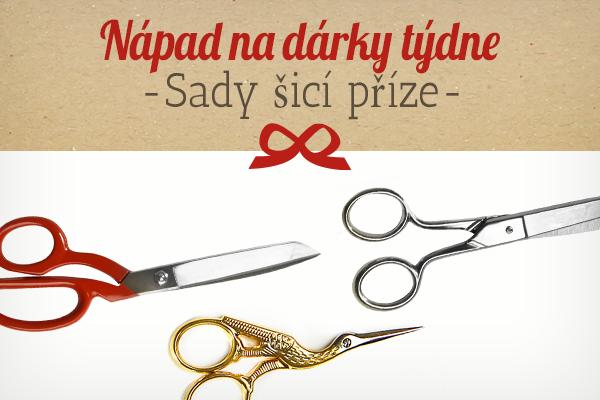 Doporučení od latka.cz: Nůžky jako nápad na dárek