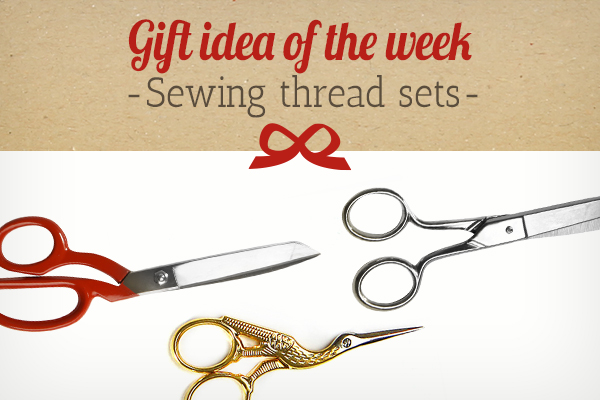 myfabrics.co.uk recommends: scissors as a present