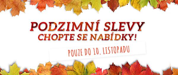 Sleva až o 80 % - velký výběr v podzimní slevě na latka.cz=
