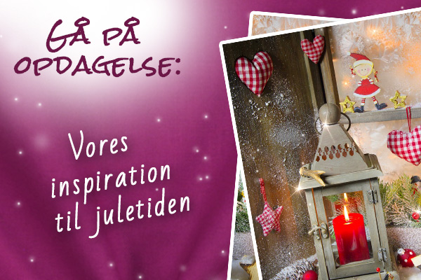 Mottoet for julen 2014: Handmade Christmas