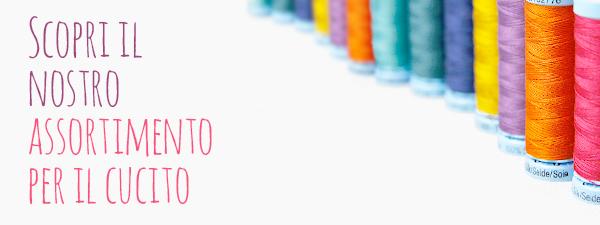 Fili in una vasta scelta di colori e di alta qualità da tessuti.com!