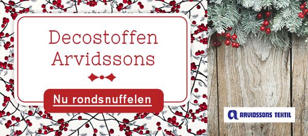 Decostoffen van Arvidssons -voor iedereen die van Scandinavisch houdt