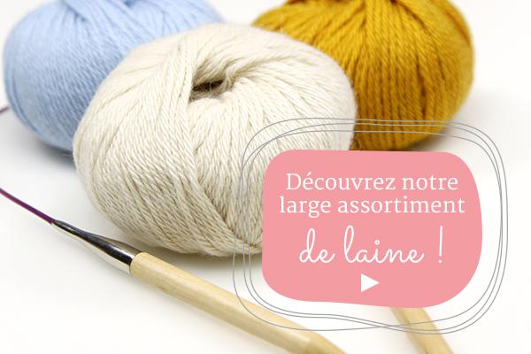 Laissez-vous séduire par l'envie de tricoter - découvrez la laine de tissus.net