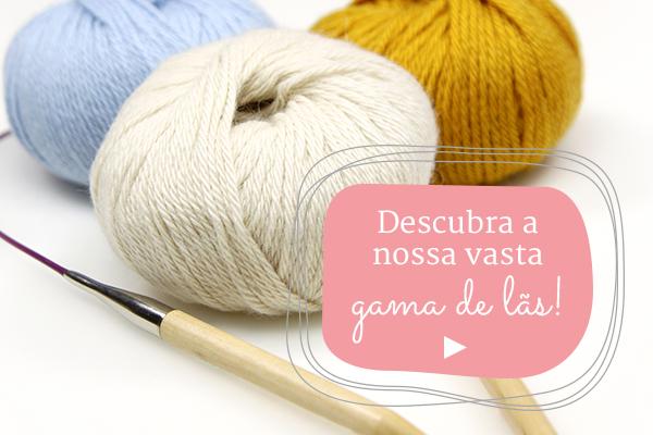 Deixe-se cativar pelo prazer da lã - Descubra as lãs da tecidos.com.pt