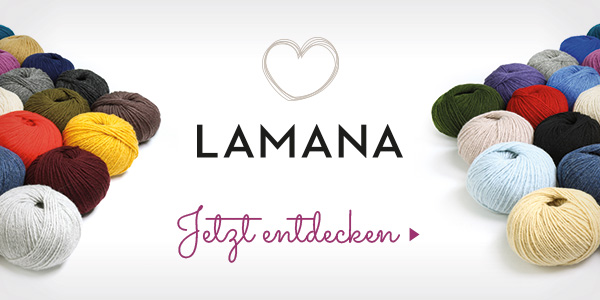 Im Wollsortiment bei stoffe.de: Lamana Markengarn