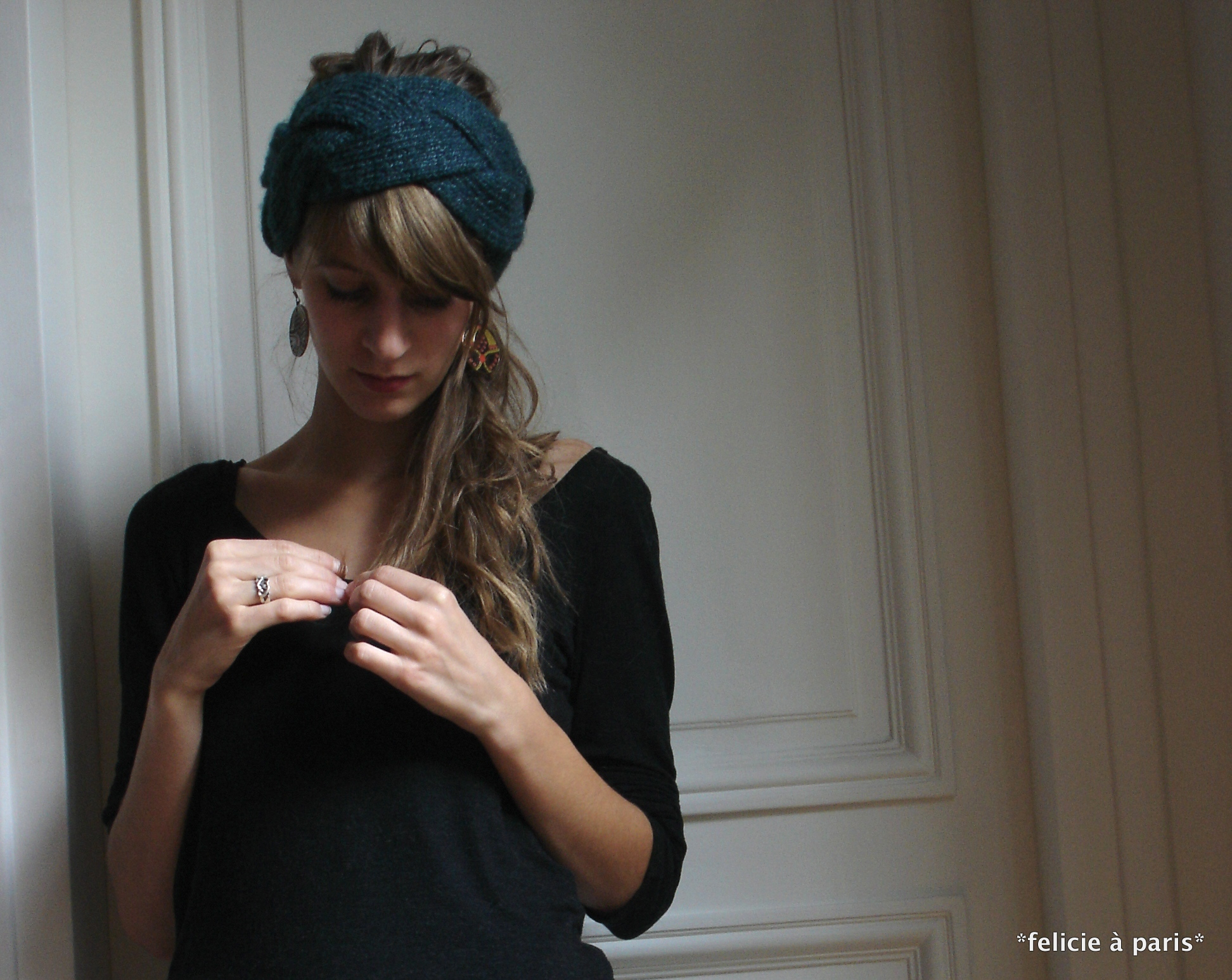 Portrait blog: Mathilde de Félicie à Paris