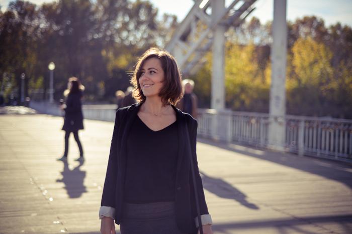 Portrait blog: Magali de By Maggot