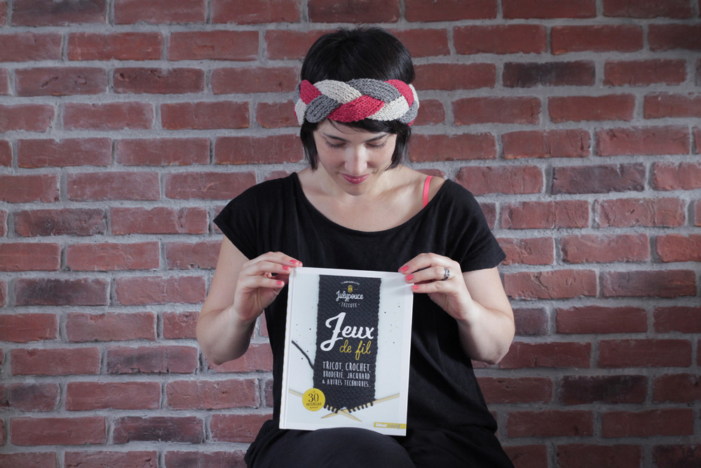 Portrait blog : July Pouce tricote