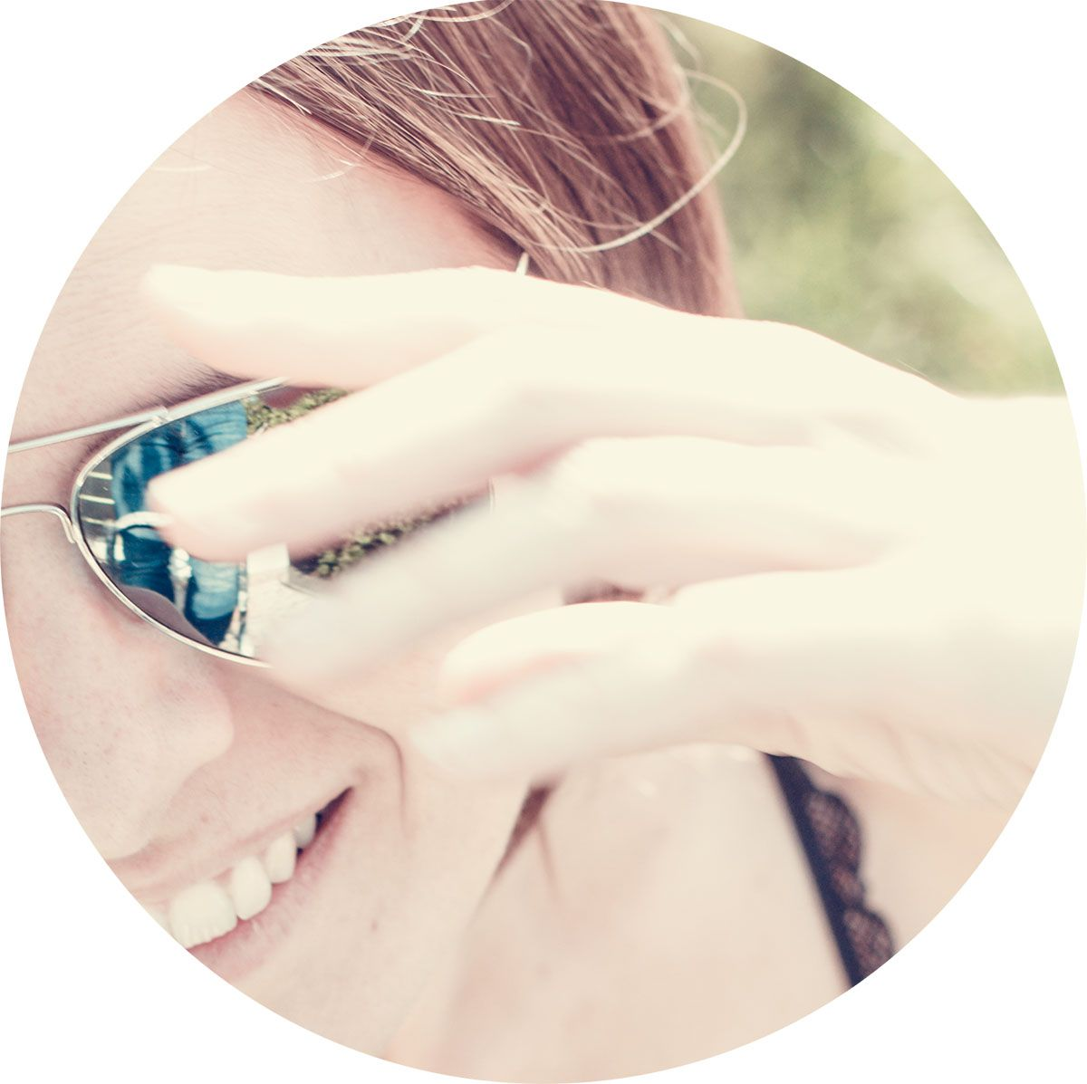 Portrait blog : Mademoiselle M