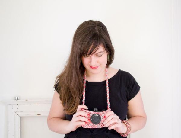 Portrait blog: Laetitia de Vert Cerise