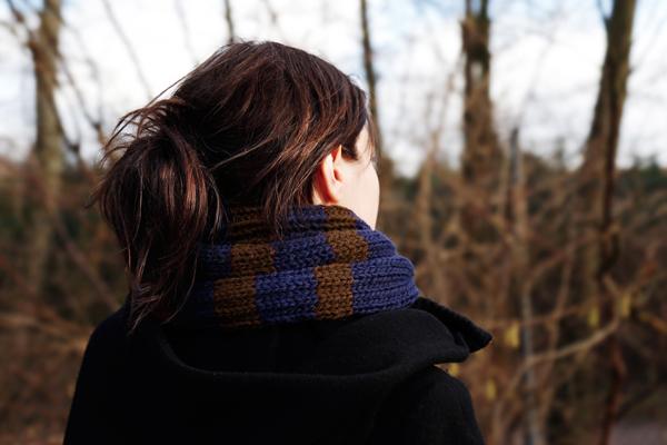 Strickprojekt des Monats: Schal