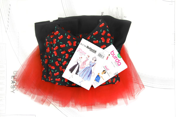 Schnittmuster des Monats: Vintage - Kleid, BUTTERICK B4790
