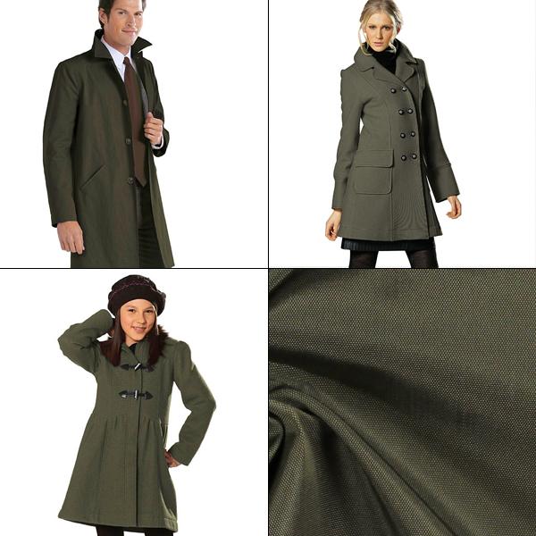 Coat Abey