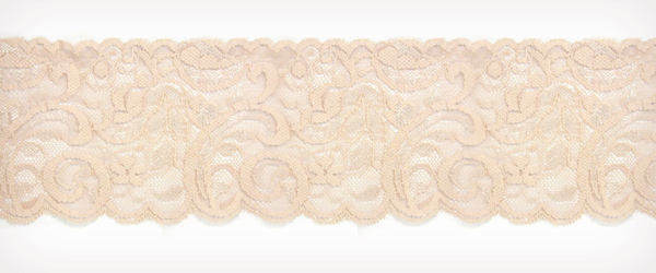 Elasticated Lace 19