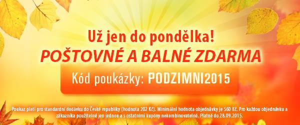 Již jen do pondělka: Objednávejte bez poštovného a balného na latka.cz