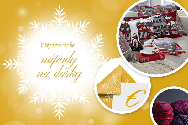 Vánoce 2015 budou nádherné - sbírejte již nyní nápady na dárky!