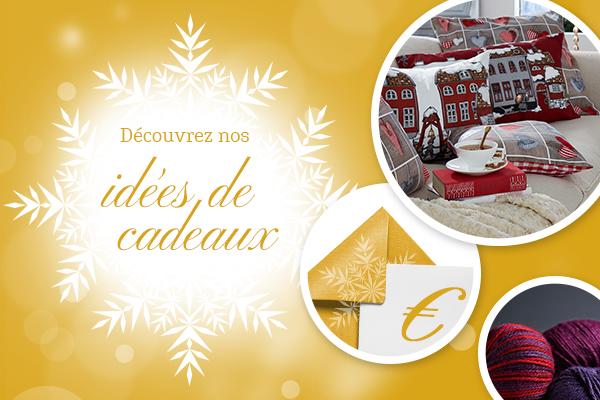 Noël 2015 sera merveilleux ! Glanez dès maintenant des idées de cadeaux !