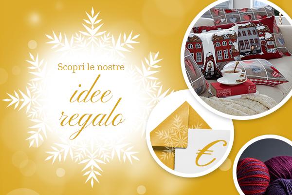 Natale 2015 sarà fantastico. Pensa già adesso ai tuoi regali!