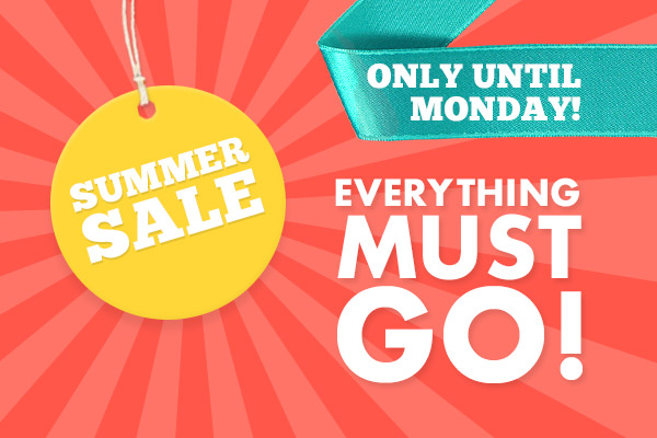 Last chance! Grand Summer Sale at myfabrics.co.uk