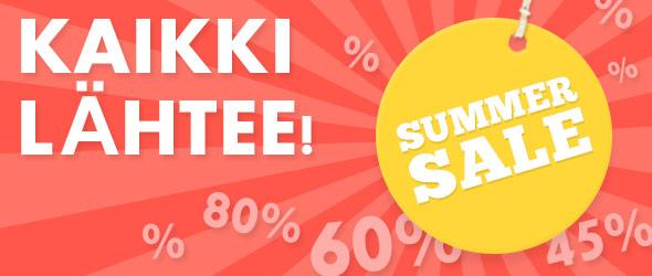 Für euch reduziert: Bekleidungs- und Dekostoffe im großen Summer Sale
