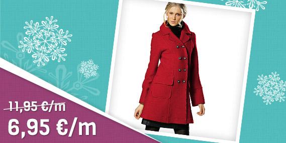 Não perca as pechinchas! Muitos tecidos de Inverno a preços reduzidos!