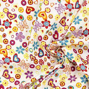 Tecidos de decorativos para crianças