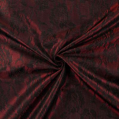Tafetán con encaje: han llegado nuevas telas extraordinarias