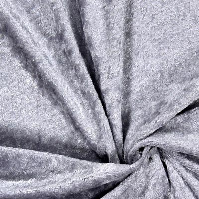 Pannesamt - silber