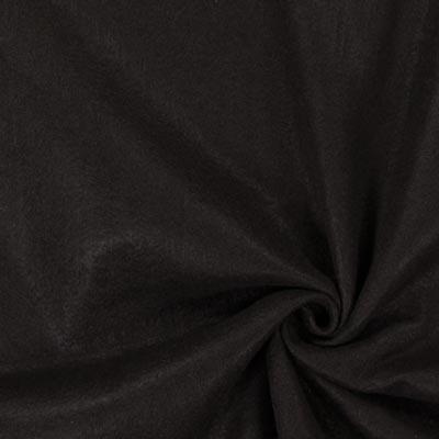 Filz 180 cm / 2mm stark, 2 - schwarz