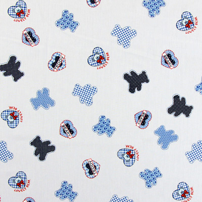 New arrival: printed children's fabrics!