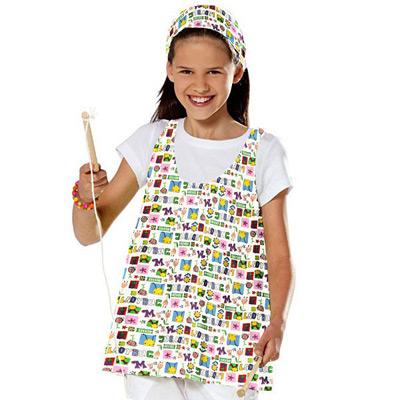 Tecidos para crianças com desenhos animados