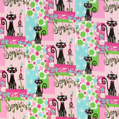 Snuggly flannel: 5 new fabrics in our online shop!