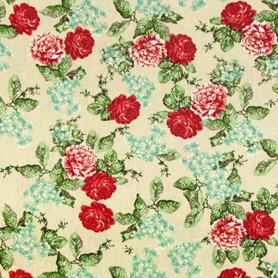 Nordic Linen Flowers 2