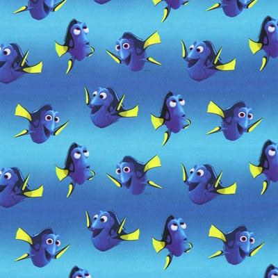 Jersey Dory – blauw