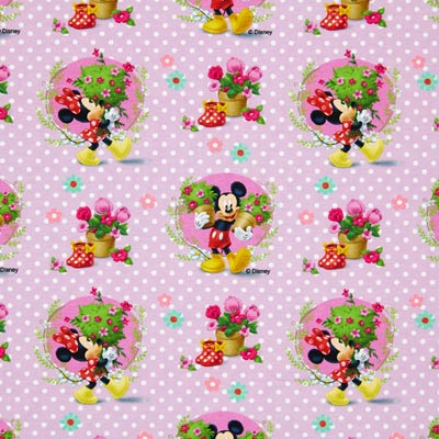 Disney Mickey Mouse in Spring Jersey