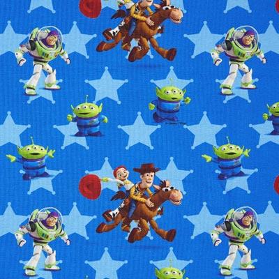 Disney Jersey Toy Story Stars